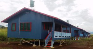 Mul-Baiyer Police Houses - ACSE