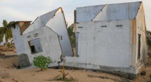 Sri Lanka Damaged House